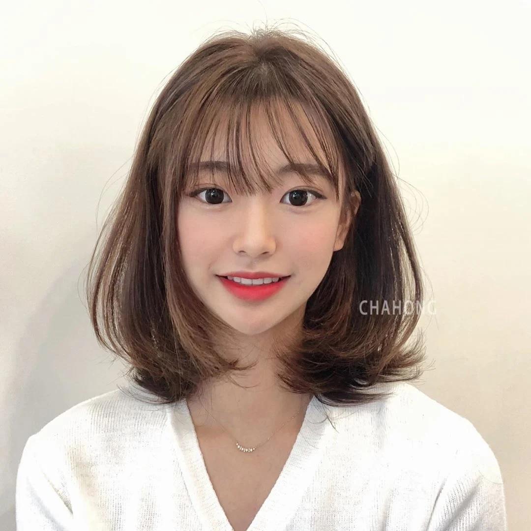 """Nàng tóc ngắn muốn đổi tóc thì cần ngó ngay 6 kiểu tóc siêu xinh và """"nịnh mặt"""" - Ảnh 3."""