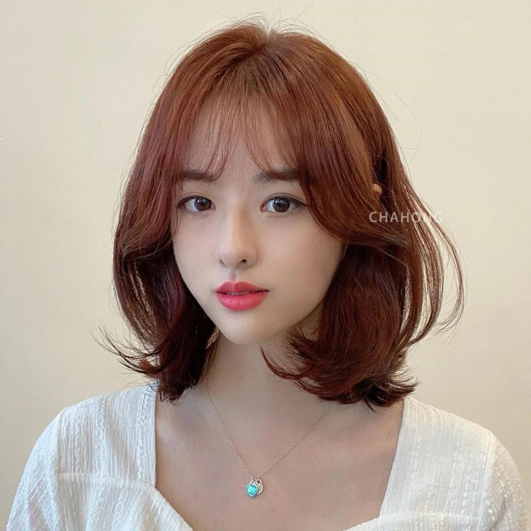 """Nàng tóc ngắn muốn đổi tóc thì cần ngó ngay 6 kiểu tóc siêu xinh và """"nịnh mặt"""" - Ảnh 4."""