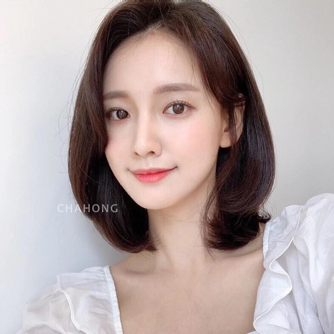 """Nàng tóc ngắn muốn đổi tóc thì cần ngó ngay 6 kiểu tóc siêu xinh và """"nịnh mặt"""" - Ảnh 5."""