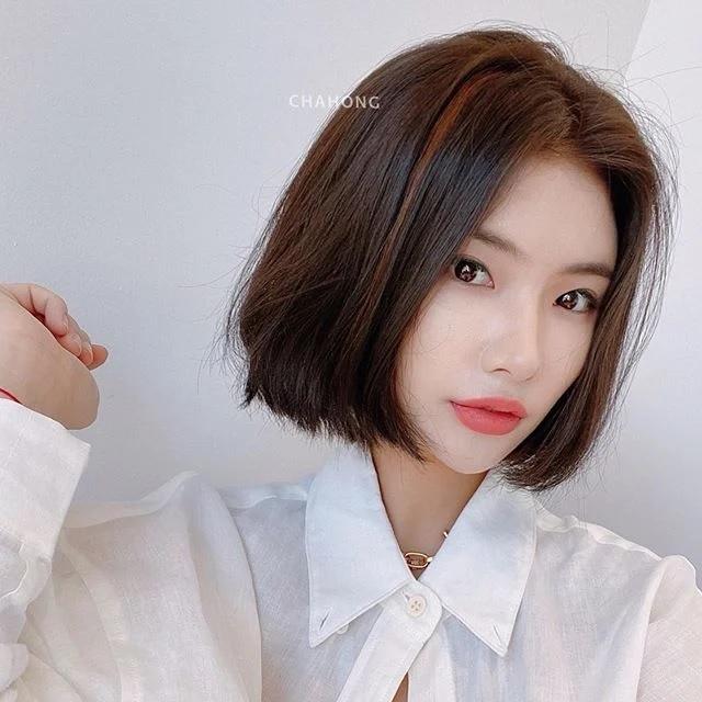 """Nàng tóc ngắn muốn đổi tóc thì cần ngó ngay 6 kiểu tóc siêu xinh và """"nịnh mặt"""" - Ảnh 7."""