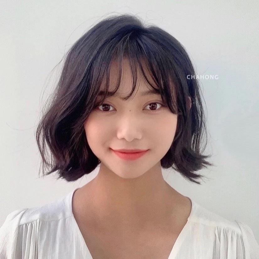 """Nàng tóc ngắn muốn đổi tóc thì cần ngó ngay 6 kiểu tóc siêu xinh và """"nịnh mặt"""" - Ảnh 8."""