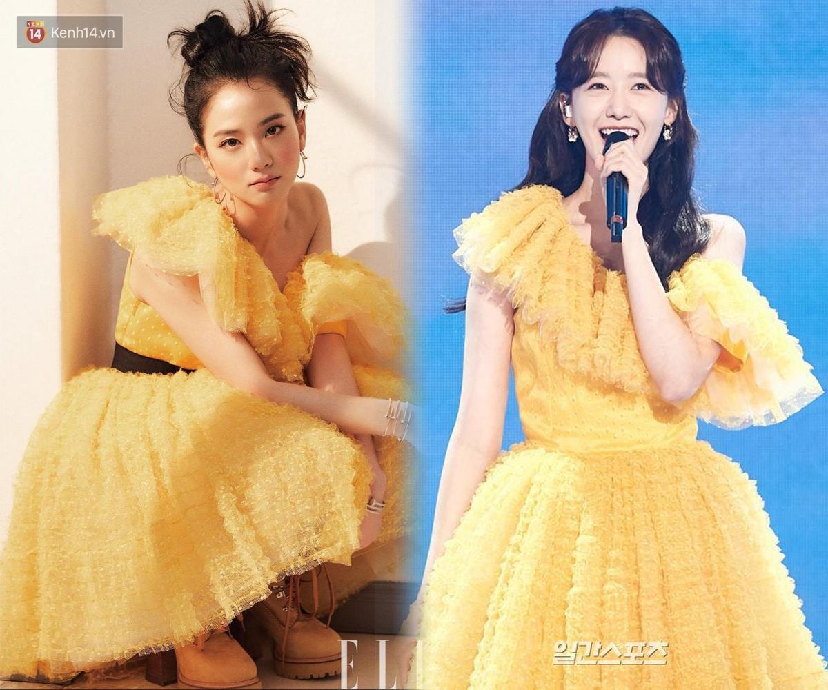 Màn đụng hàng cân não nhất đầu năm của Jisoo - Yoona: Người như công chúa Disney, người cá tính mà vẫn xinh ra trò - Ảnh 1.