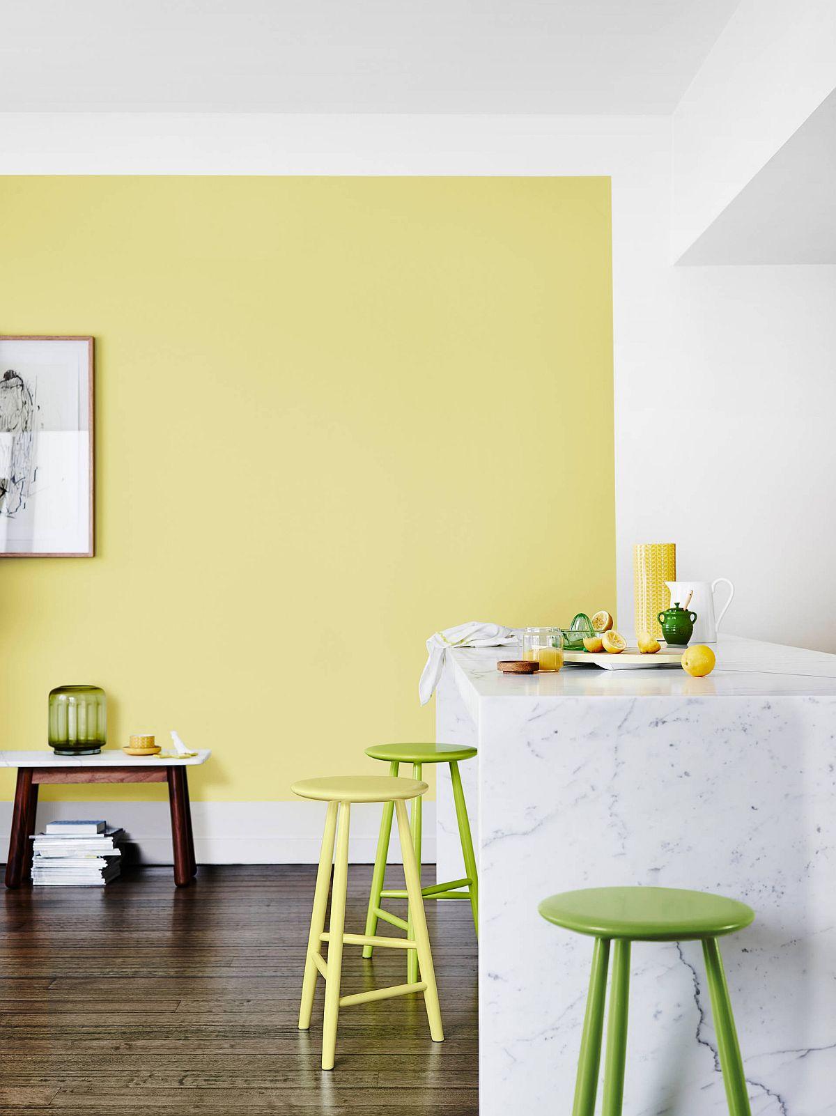 """Căn bếp màu vàng – xanh: xu hướng thời thượng được dự đoán """"hot nhất"""" năm 2021 - Ảnh 3."""