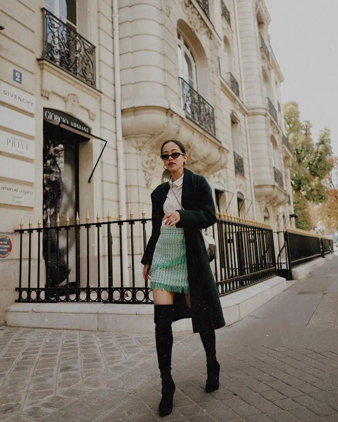 Mix & Phối - Hội mặc đẹp đưa ra loạt dẫn chứng cực xịn về lý do chọn 3 kiểu giày này khi mặc áo khoác dáng dài - chanvaydep.net 13