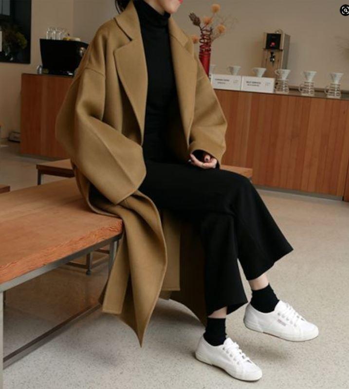 Mix & Phối - Hội mặc đẹp đưa ra loạt dẫn chứng cực xịn về lý do chọn 3 kiểu giày này khi mặc áo khoác dáng dài - chanvaydep.net 3