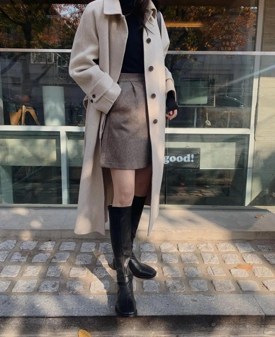 Mix & Phối - Hội mặc đẹp đưa ra loạt dẫn chứng cực xịn về lý do chọn 3 kiểu giày này khi mặc áo khoác dáng dài - chanvaydep.net 15