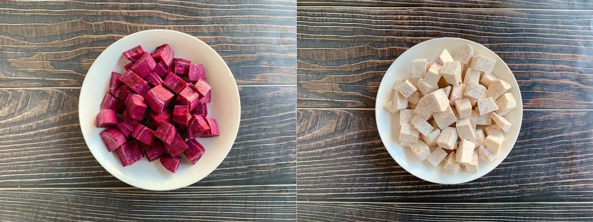 Mùa đông nào mẹ tôi cũng nấu món chè khoai này mỗi tuần, cả nhà ai cũng thích ăn vô cùng - Ảnh 2.