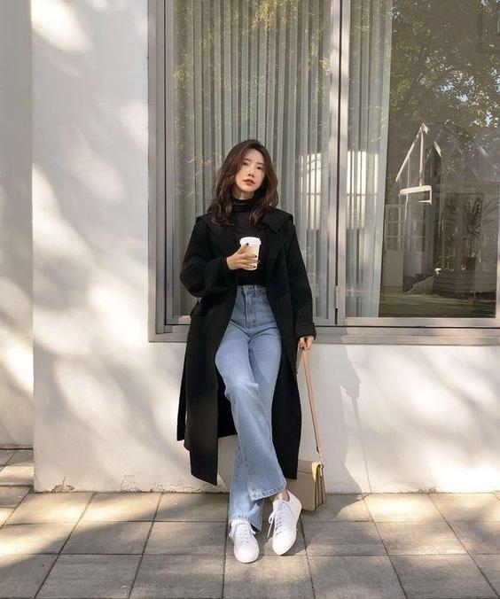 Mix & Phối - Hội mặc đẹp đưa ra loạt dẫn chứng cực xịn về lý do chọn 3 kiểu giày này khi mặc áo khoác dáng dài - chanvaydep.net 4