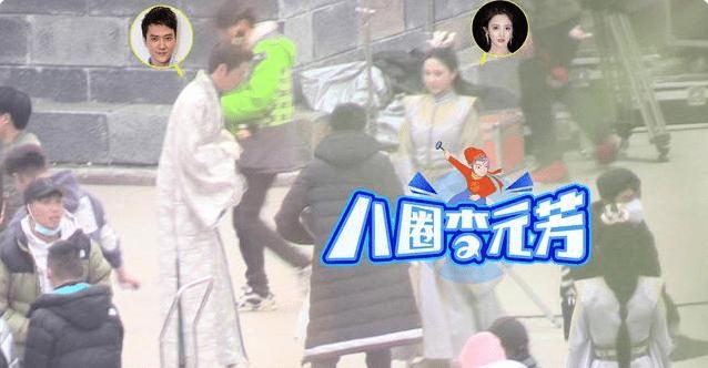 Chồng Triệu Lệ Dĩnh quay phim mới, bị chê xấu già hơn nam phụ, còn bất lịch sự với Bành Tiểu Nhiễm - Ảnh 8.
