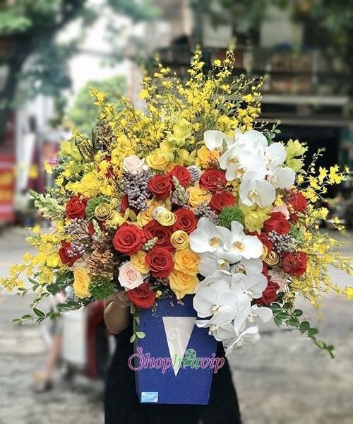 """Shop Hoa VIP – Dịch vụ điện hoa sinh nhật đẹp """"ship hỏa tốc"""" - Ảnh 2."""