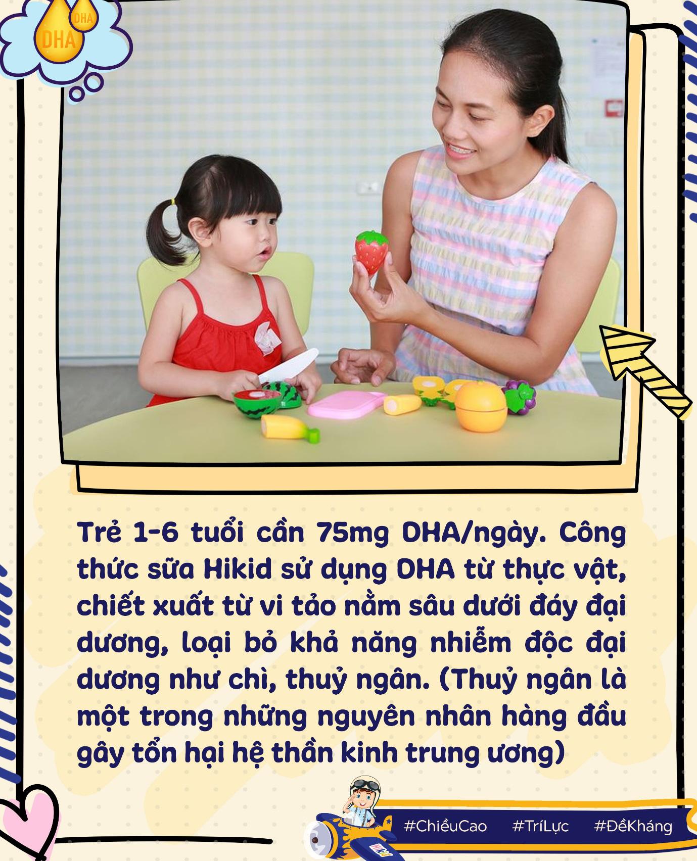 Muốn con có nền tảng trí lực nhạy bén, mẹ đừng bỏ quên dưỡng chất đặc biệt quan trọng sau - Ảnh 2.