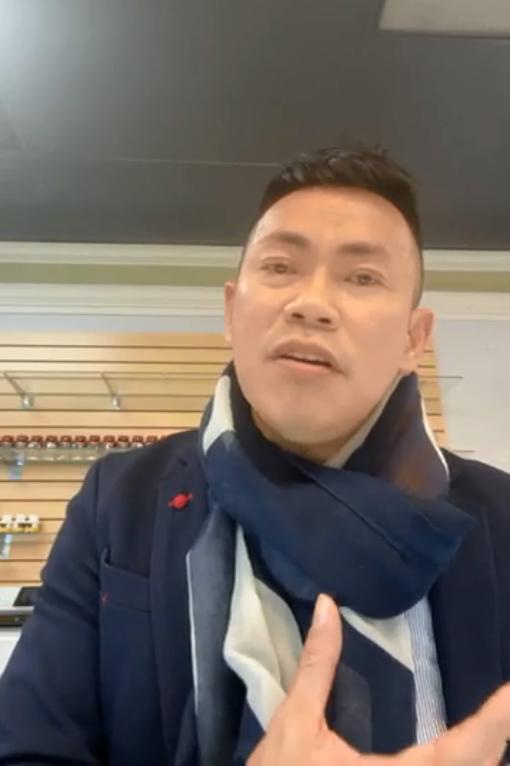 NS Hoài Tâm livestream tố chồng Thu Phương nói sai sự thật, trình bày lại toàn bộ sự việc đón thi hài cố NS Chí Tài sang Mỹ - Ảnh 2.