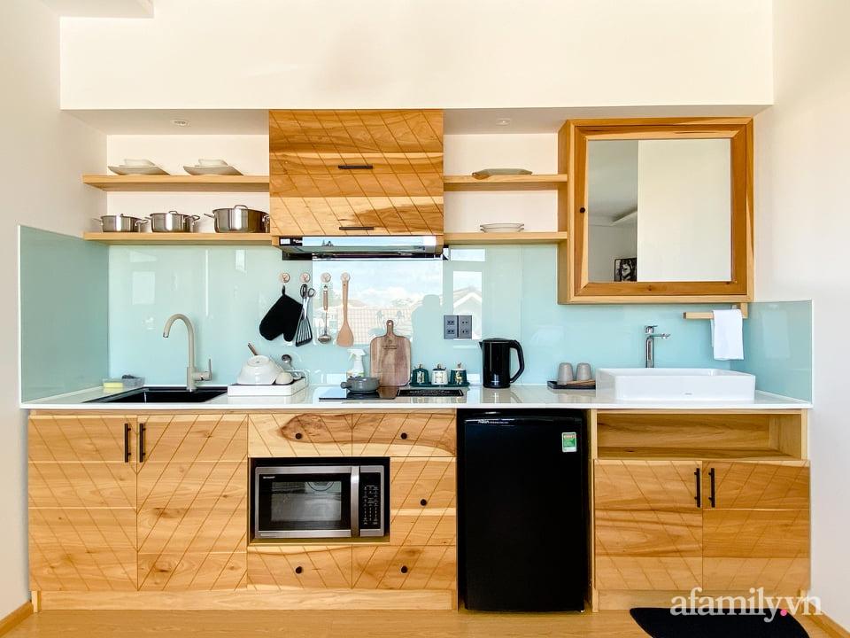 """Căn nhà """"thôi miên"""" bằng nội thất gỗ tự nhiên cùng phong cách tối giản của chàng trai Đà Lạt - Ảnh 6."""