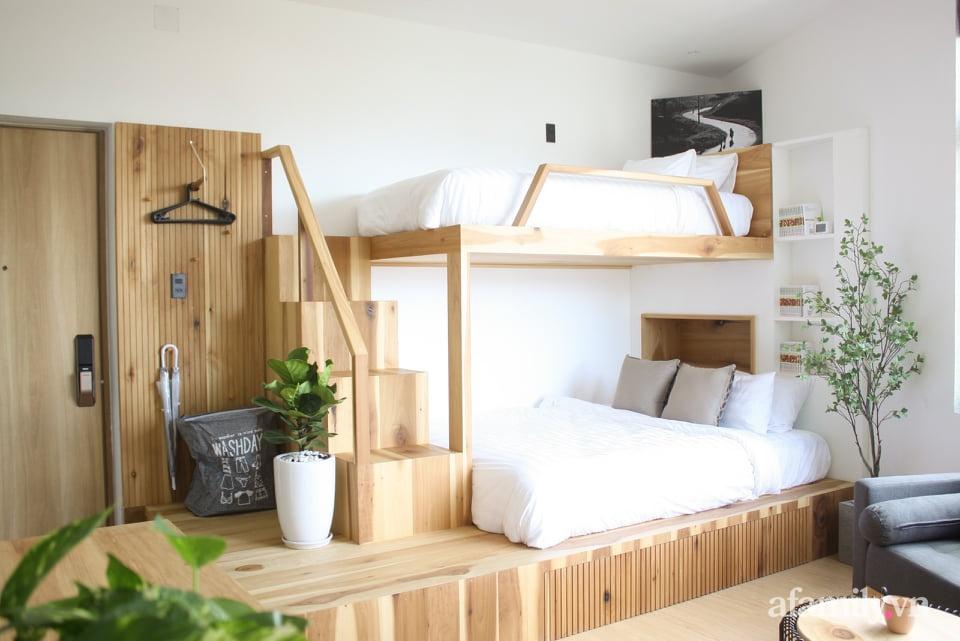 """Căn nhà """"thôi miên"""" bằng nội thất gỗ tự nhiên cùng phong cách tối giản của chàng trai Đà Lạt - Ảnh 14."""