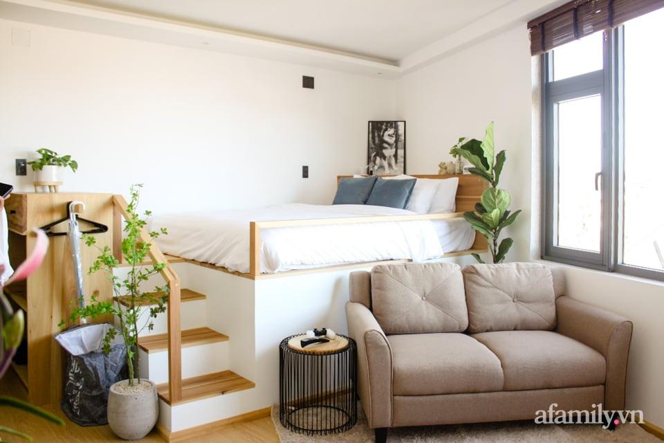 """Căn nhà """"thôi miên"""" bằng nội thất gỗ tự nhiên cùng phong cách tối giản của chàng trai Đà Lạt - Ảnh 1."""