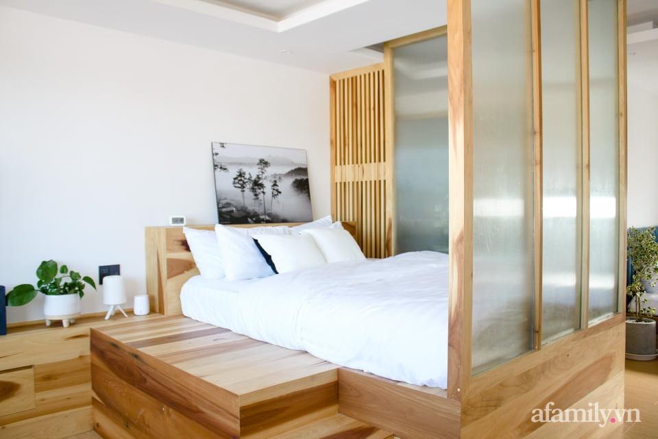 """Căn nhà """"thôi miên"""" bằng nội thất gỗ tự nhiên cùng phong cách tối giản của chàng trai Đà Lạt - Ảnh 13."""
