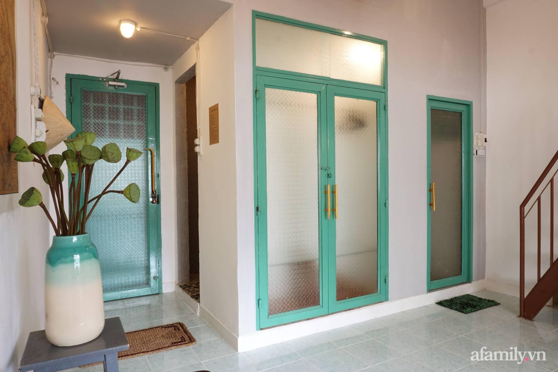 Cải tạo nhà tập thể đẹp hoài cổ lấy cảm hứng từ phong cách Đông Dương có chi phí 120 triệu đồng ở Sài Gòn - Ảnh 13.
