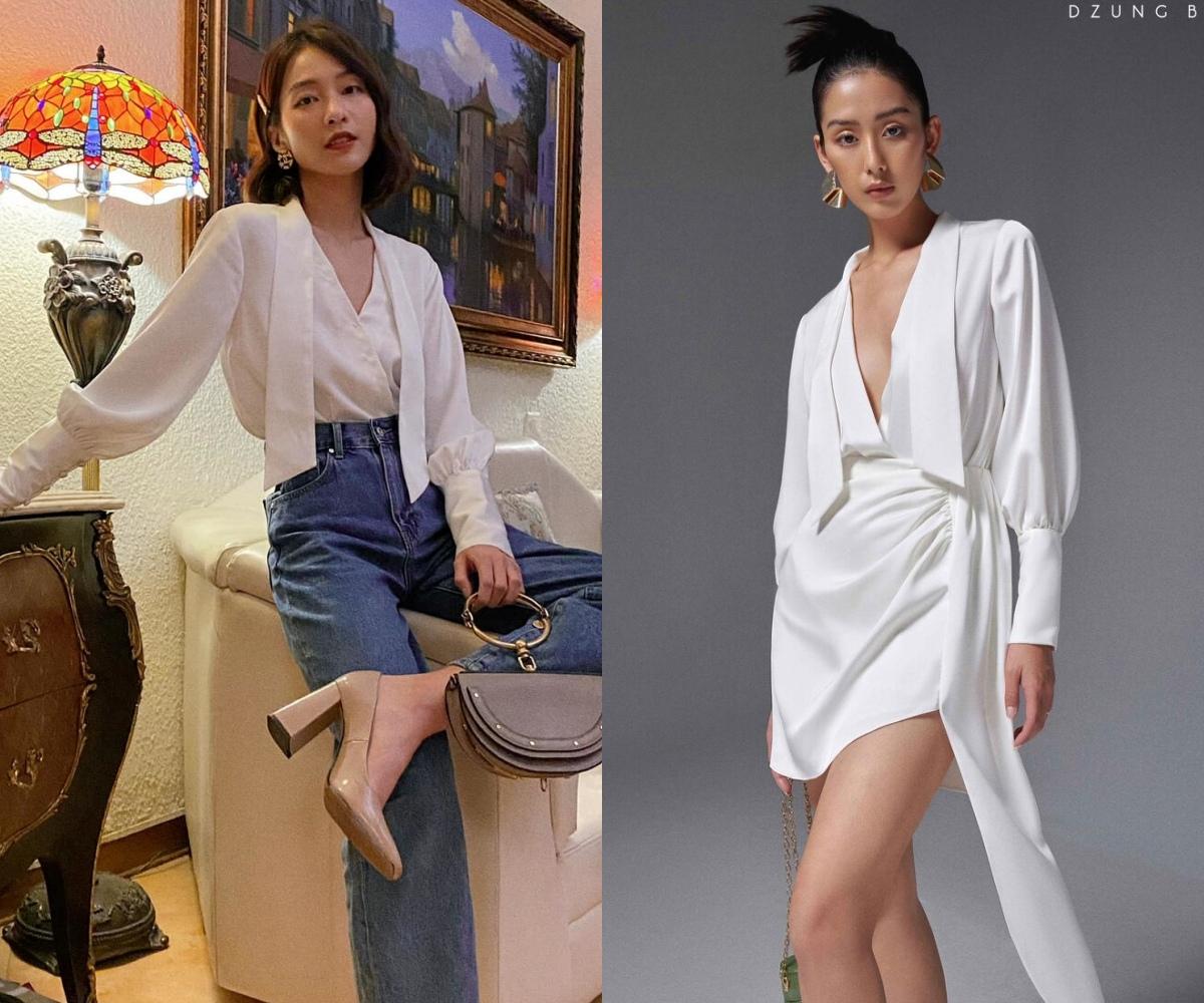 Khả Ngân style Khả Ngân lên đồ cao tay trong 11 Tháng 5 Ngày: Mặc lại đồ cũ, style thú vị hơn cả mẫu hãng - Ảnh 3.