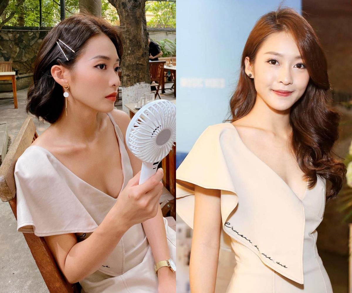 Khả Ngân style Khả Ngân lên đồ cao tay trong 11 Tháng 5 Ngày: Mặc lại đồ cũ, style thú vị hơn cả mẫu hãng - Ảnh 2.