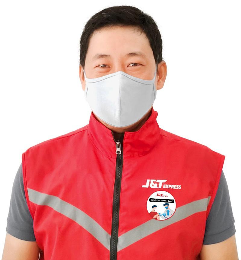 Shipper J&T Express đảm bảo an toàn cho người dùng khi vận chuyển hàng hóa - Ảnh 3.