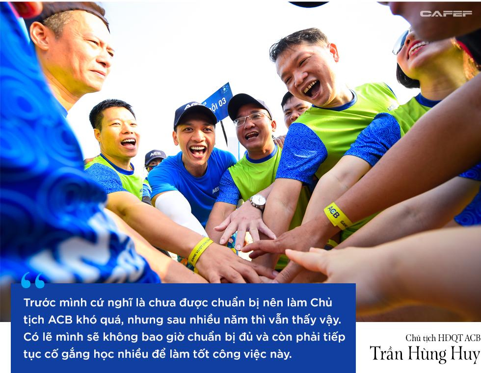 Chủ tịch ngân hàng đặc biệt nhất Việt Nam và hành trình 10 năm 'trở lại yên chiến mã' của ACB - Ảnh 16.