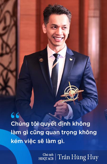 Chủ tịch ngân hàng đặc biệt nhất Việt Nam và hành trình 10 năm 'trở lại yên chiến mã' của ACB - Ảnh 7.