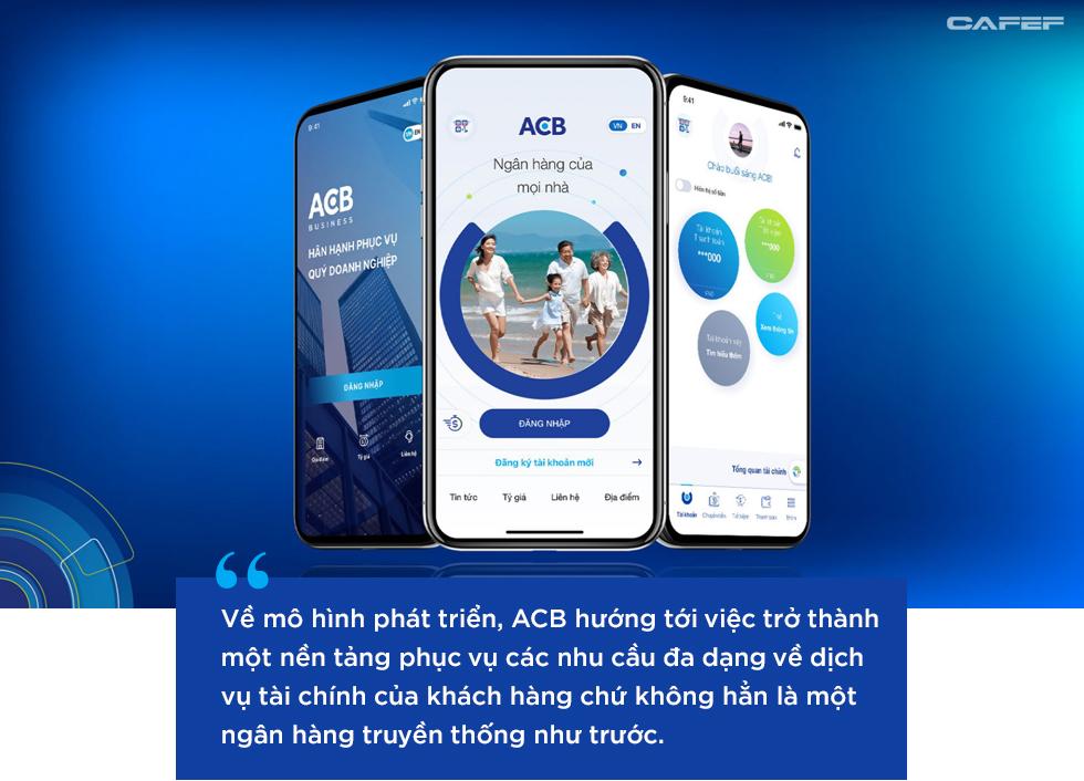 Chủ tịch ngân hàng đặc biệt nhất Việt Nam và hành trình 10 năm 'trở lại yên chiến mã' của ACB - Ảnh 9.