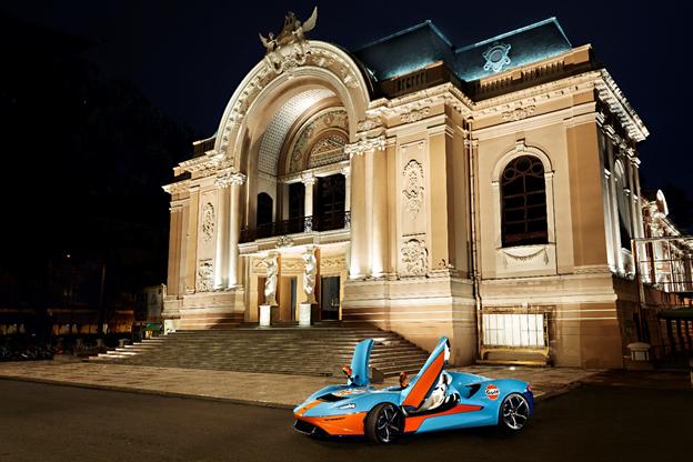 McLaren Elva đến Sài Gòn và cuộc gặp gỡ riêng với  nhà sưu tầm Minh Nhựa - Ảnh 6.