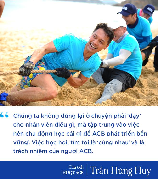 Chủ tịch ngân hàng đặc biệt nhất Việt Nam và hành trình 10 năm 'trở lại yên chiến mã' của ACB - Ảnh 15.