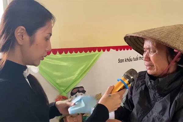 Hà Tĩnh thông tin kết quả rà soát hoạt động từ thiện của ca sĩ Thuỷ Tiên gửi Bộ Công an - Ảnh 1.