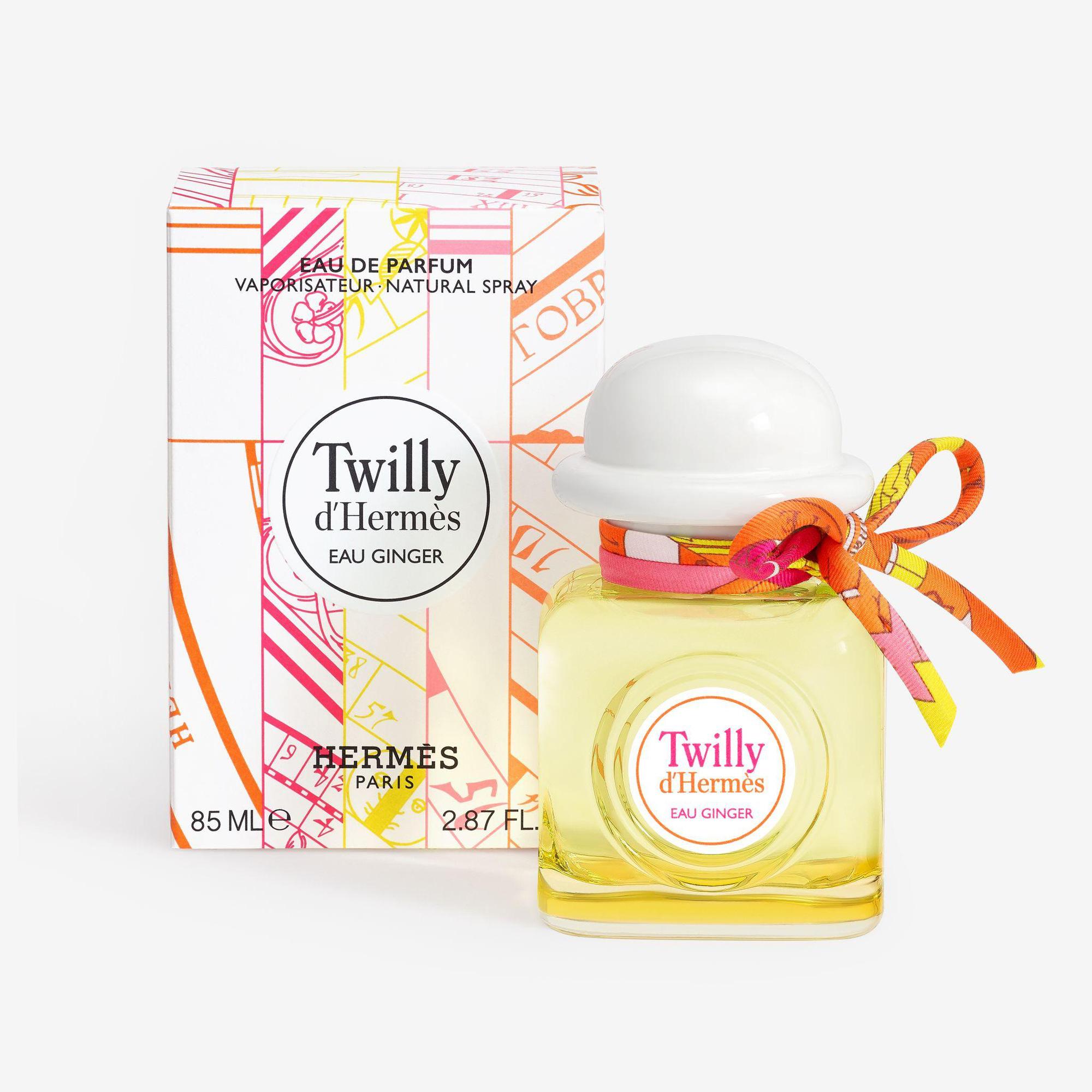 Nước hoa Twilly d'Hermès Eau Ginger: Niềm vui ấm áp cho tiết sang Thu - Ảnh 1.