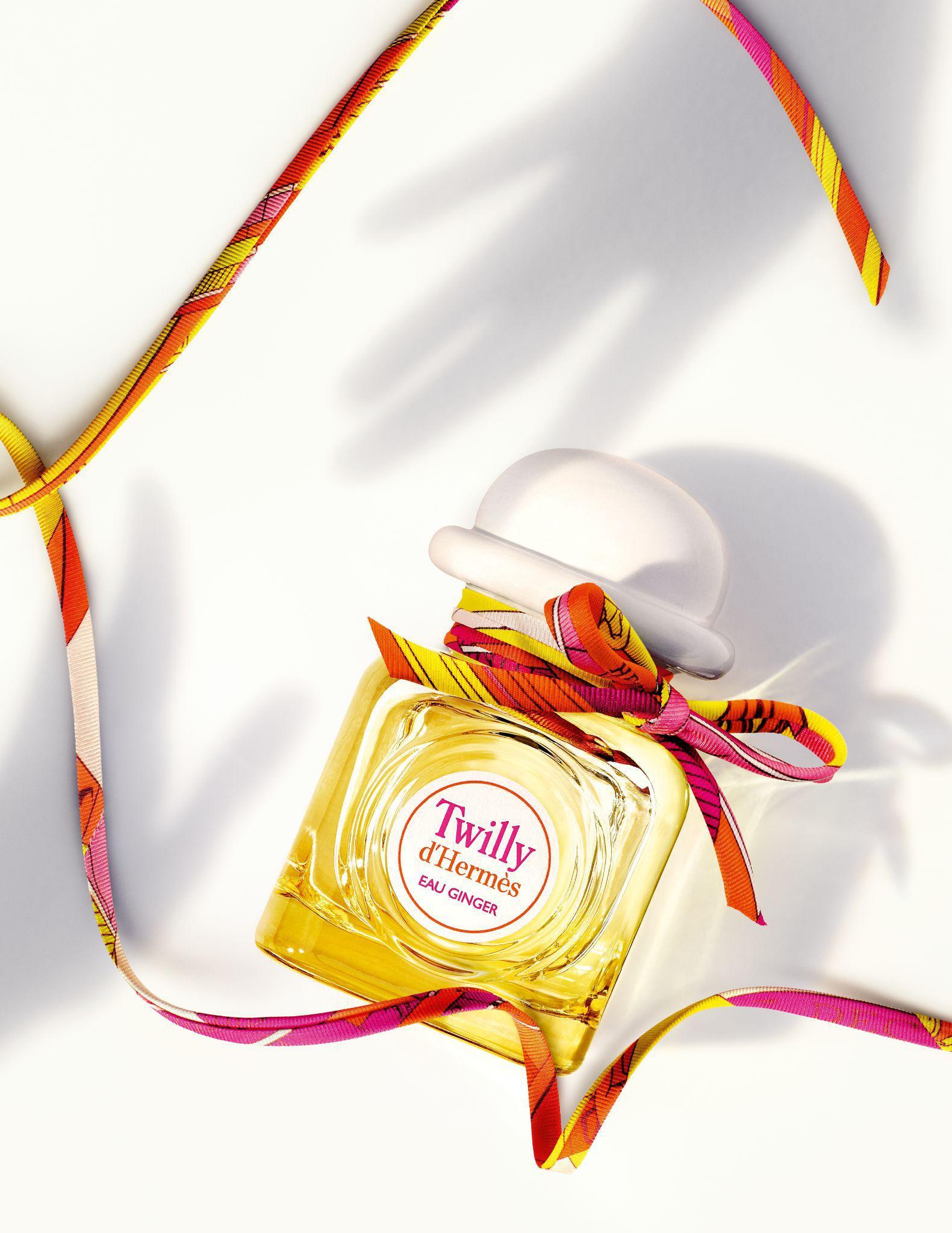 Nước hoa Twilly d'Hermès Eau Ginger: Niềm vui ấm áp cho tiết sang Thu - Ảnh 3.