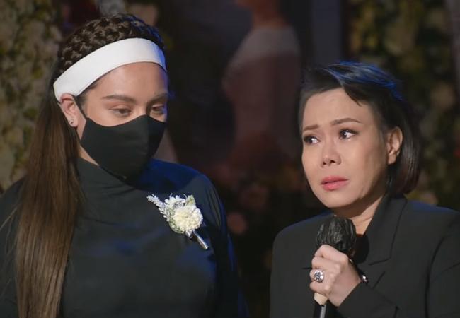 Việt Hương khóc nấc kể về những ngày cuối đời của Phi Nhung trong bệnh viện Chợ Rẫy - Ảnh 2.