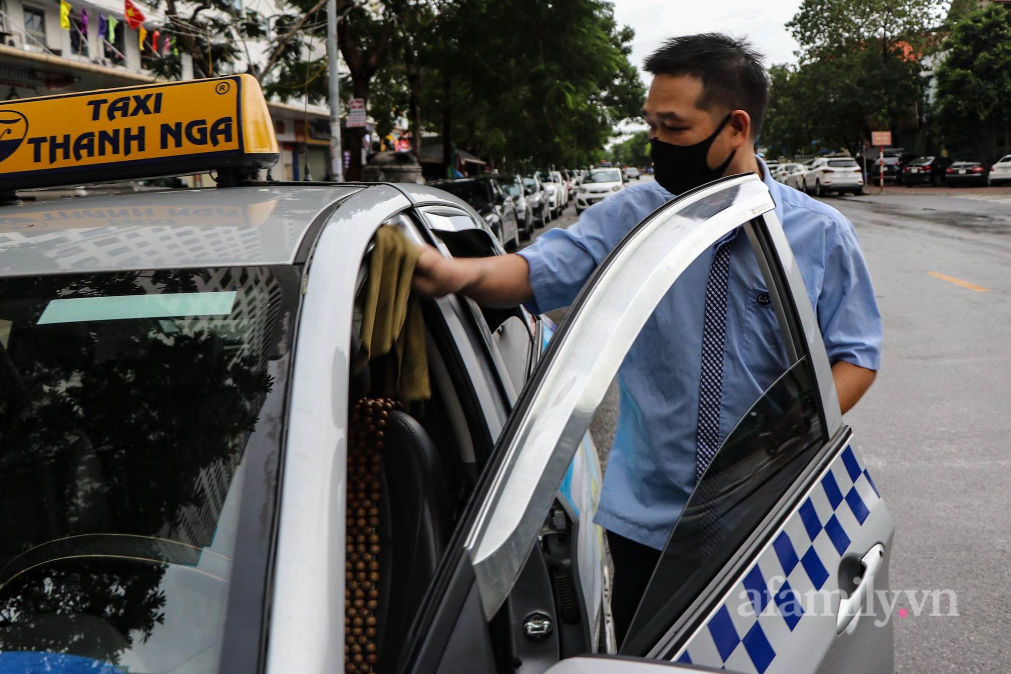 """Tài xế taxi như được sống lại khi được lái xe đi làm: """"Có thể trắng tay trong ngày đầu đi làm nhưng vẫn phấn khởi"""" - Ảnh 3."""