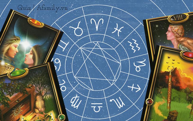 Rút một lá bài Tarot đại diện cho cung Hoàng đạo để biết trước khi bước sang năm 2022, ước mơ của bạn có thành hiện thực không