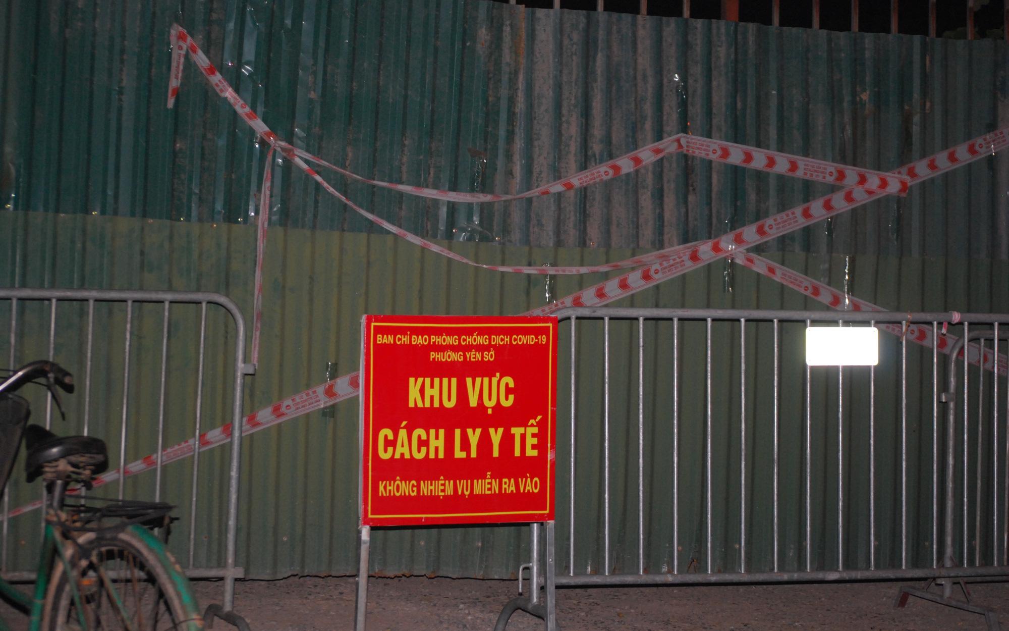 Hà Nội: Phát hiện chuỗi 6 ca F0 liên quan nhân viên làm tóc ở salon Mẹ Ớt, tạm phong tỏa nhiều địa chỉ ở quận Hoàng Mai