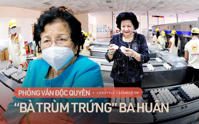 """""""Bà trùm trứng"""" Ba Huân - người phụ nữ chưa học hết lớp 5 lay động tập đoàn Hà Lan để mang về dây chuyền sản xuất gây tiếng vang khắp Đông Nam Á"""