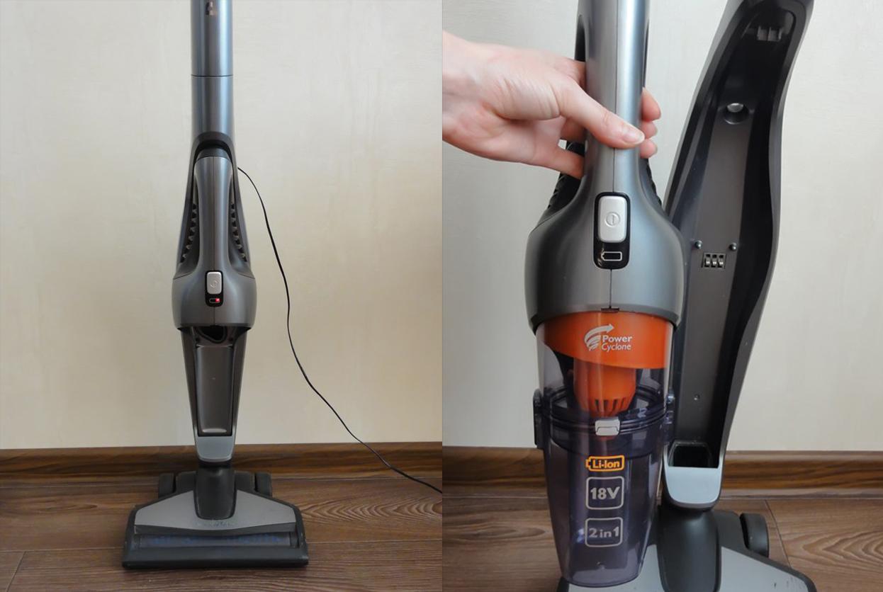 6 loại máy hút bụi cầm tay mini nhỏ gọn, dễ dàng dọn dẹp mọi ngóc ngách, nhà nào cũng nên sắm một cái - Ảnh 2.