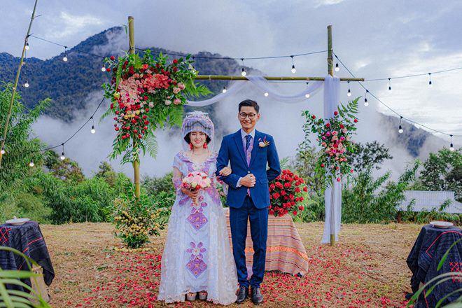 Mắc kẹt trên Tây Bắc vì dịch, chàng trai Sài Gòn cưới ngay vợ người HMông xinh đẹp - Ảnh 6.