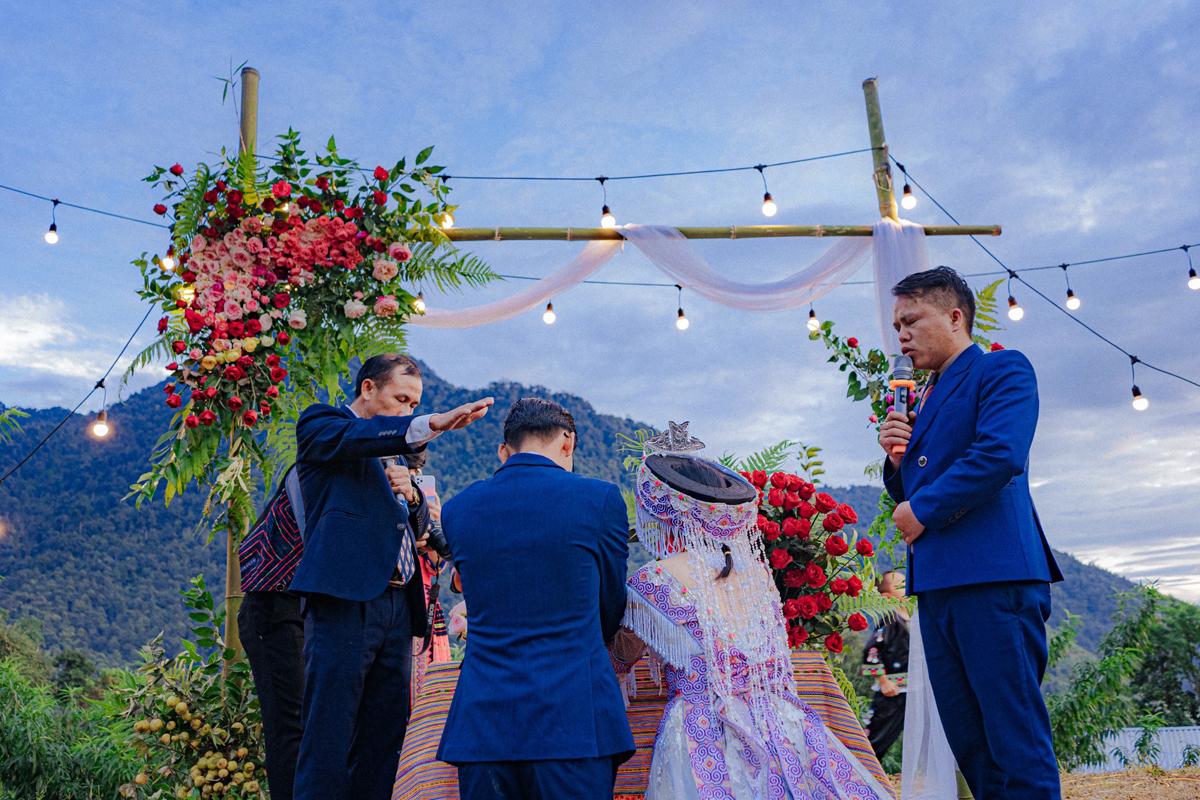 Mắc kẹt trên Tây Bắc vì dịch, chàng trai Sài Gòn cưới ngay vợ người HMông xinh đẹp - Ảnh 7.