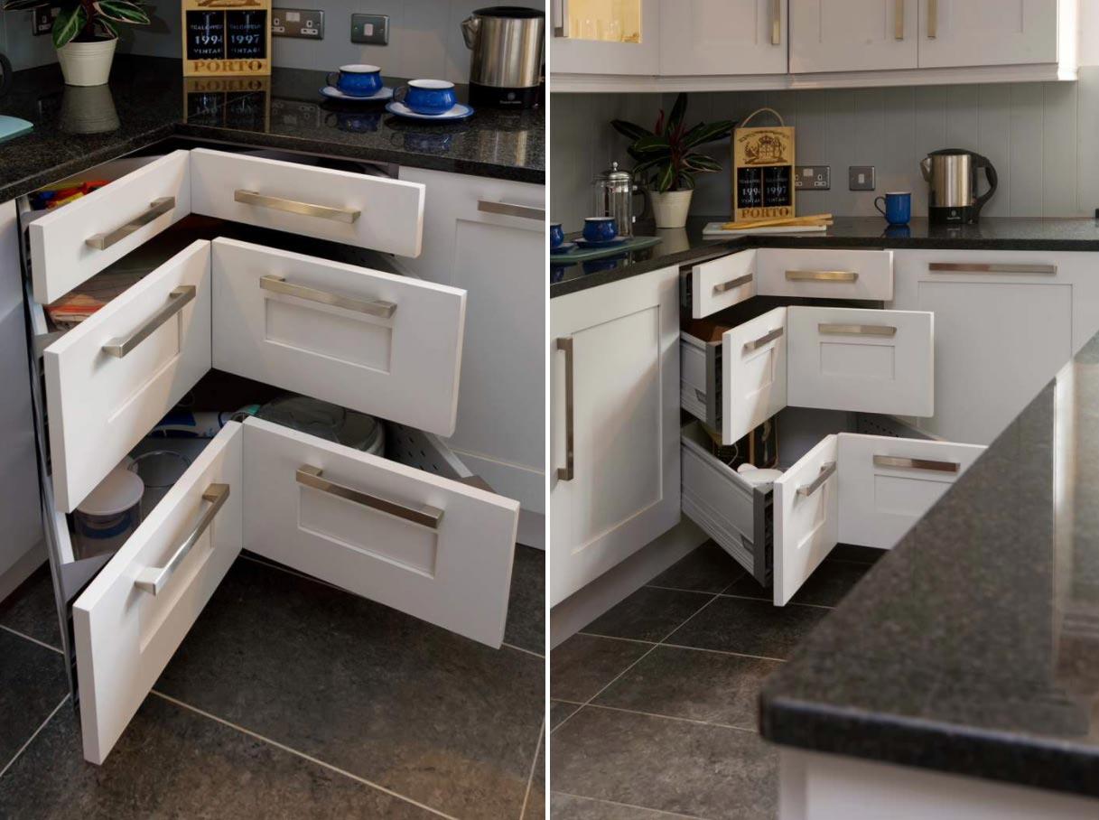 8 món nội thất giúp không gian nhà bếp nhỏ đẹp hoàn hảo - Ảnh 4.