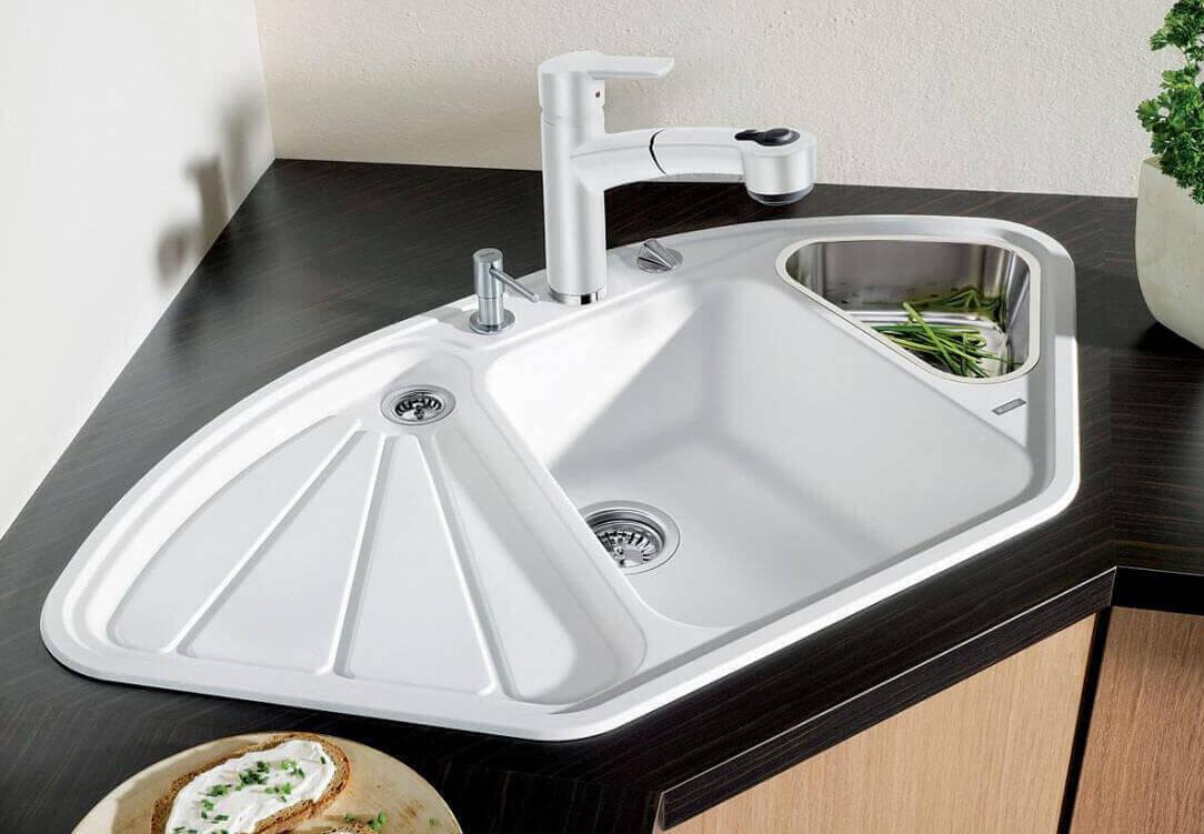 8 món nội thất giúp không gian nhà bếp nhỏ đẹp hoàn hảo - Ảnh 1.