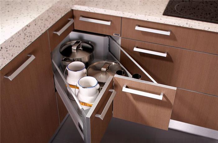 8 món nội thất giúp không gian nhà bếp nhỏ đẹp hoàn hảo - Ảnh 3.