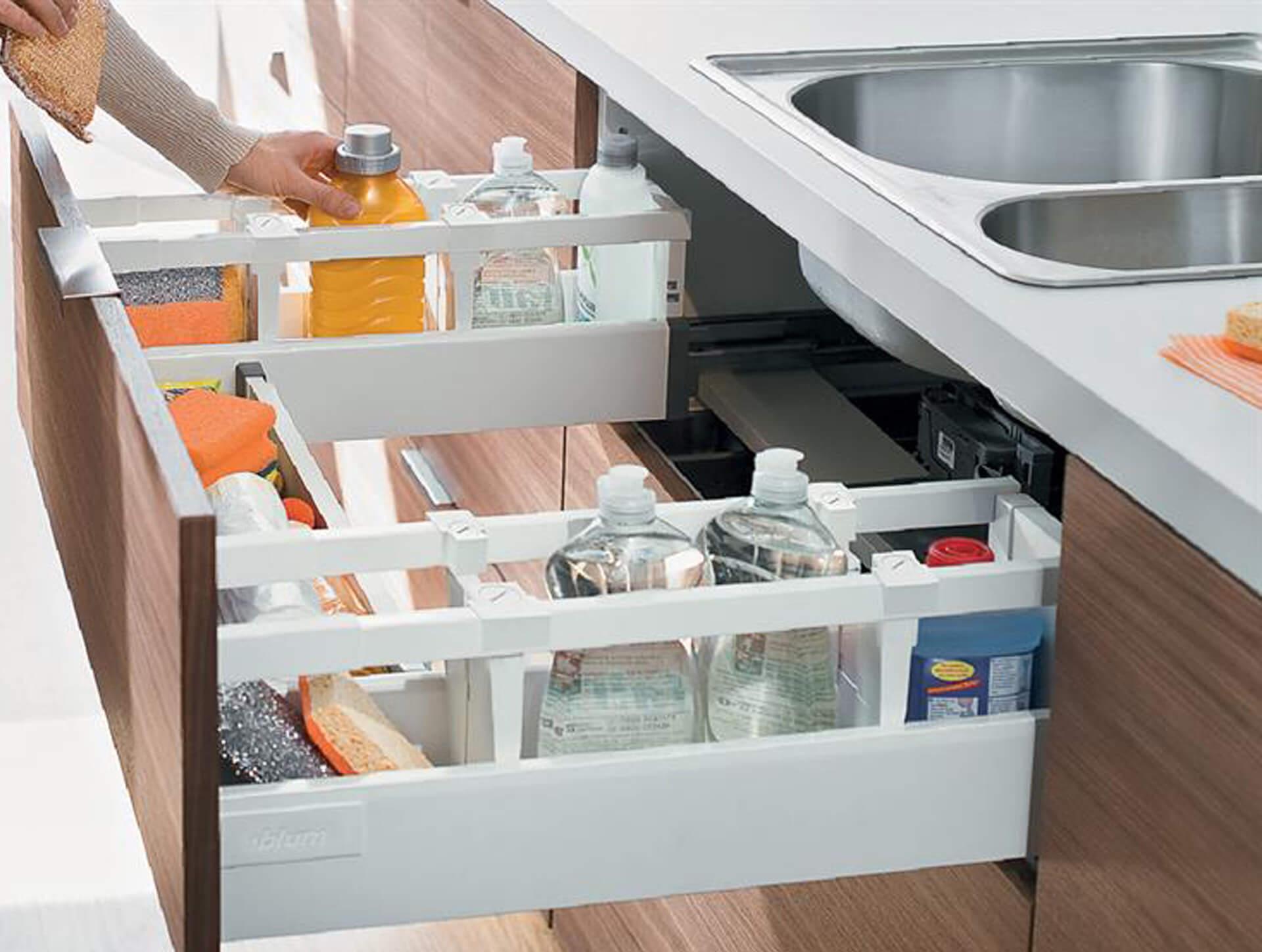 8 món nội thất giúp không gian nhà bếp nhỏ đẹp hoàn hảo - Ảnh 6.