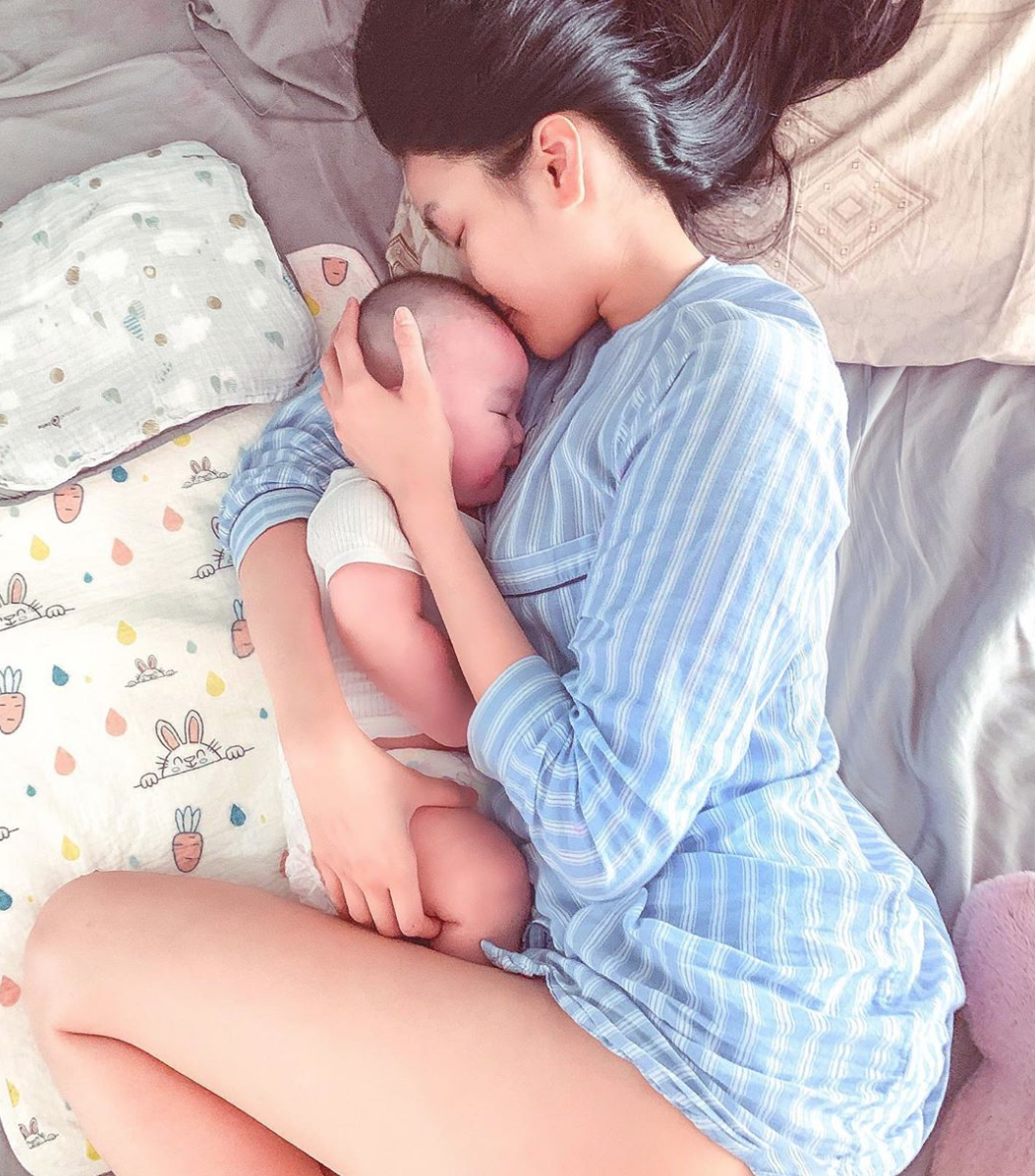 Chúng ta đều mong chờ Lan Khuê sinh thêm một em bé nữa, và đây là lý do vì sao! - Ảnh 12.
