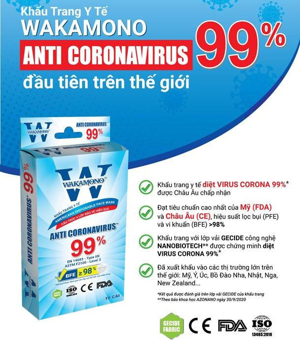 Khẩu trang y tế do người Việt phát minh có khả năng tiêu diệt virus corona đến 99% - Ảnh 5.