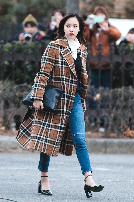 """Quả đúng là tiểu thư gia thế khủng, Mina (TWICE) mặc toàn đồ đơn giản cũng tỏa khí chất """"lá ngọc cành vàng"""" nhìn mà mê  - Ảnh 4."""