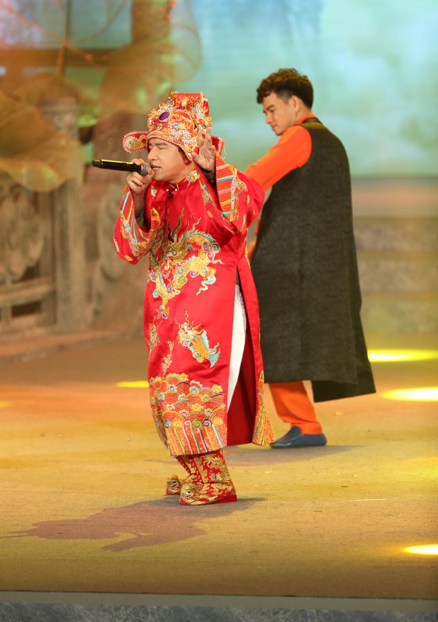 """""""Táo Quân"""": Quang Thắng đại náo bằng """"Big Kinh Tế Boi"""", thiên đình quá đỗi ngạc nhiên  - Ảnh 2."""