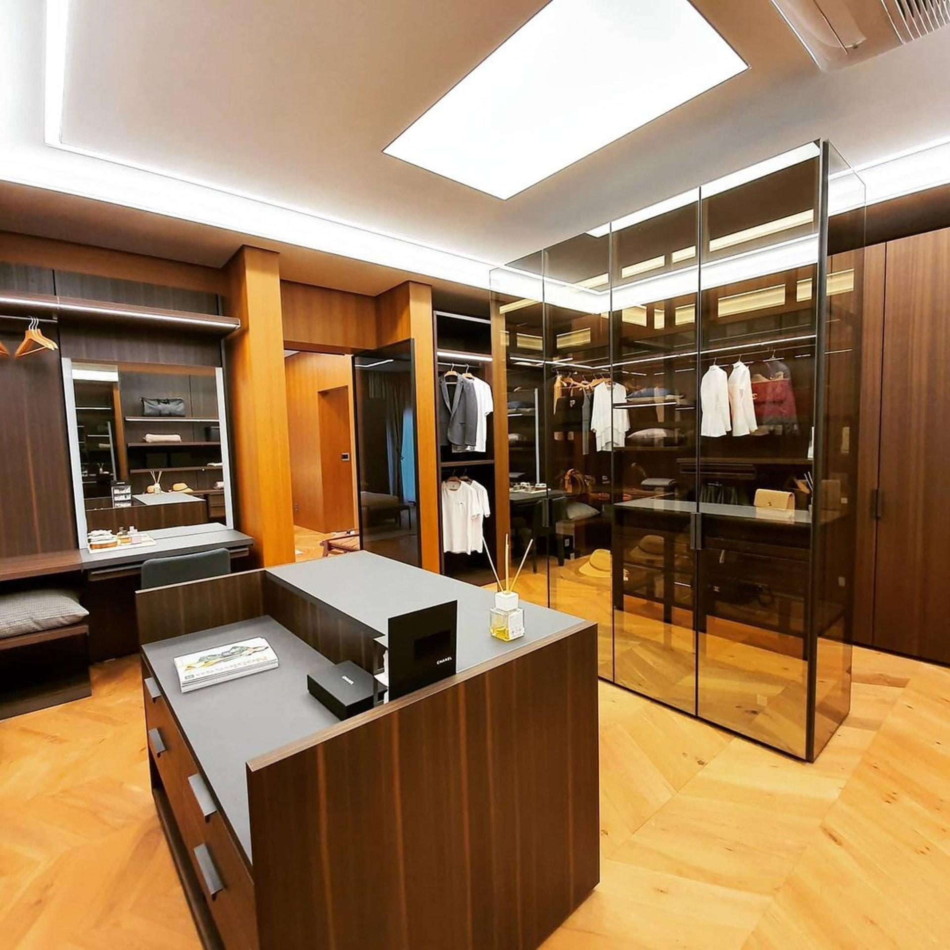 Penthouse mới giá gần 100 tỷ của Hyun Bin gây choáng ngợp vì độ sang chảnh - Ảnh 12.