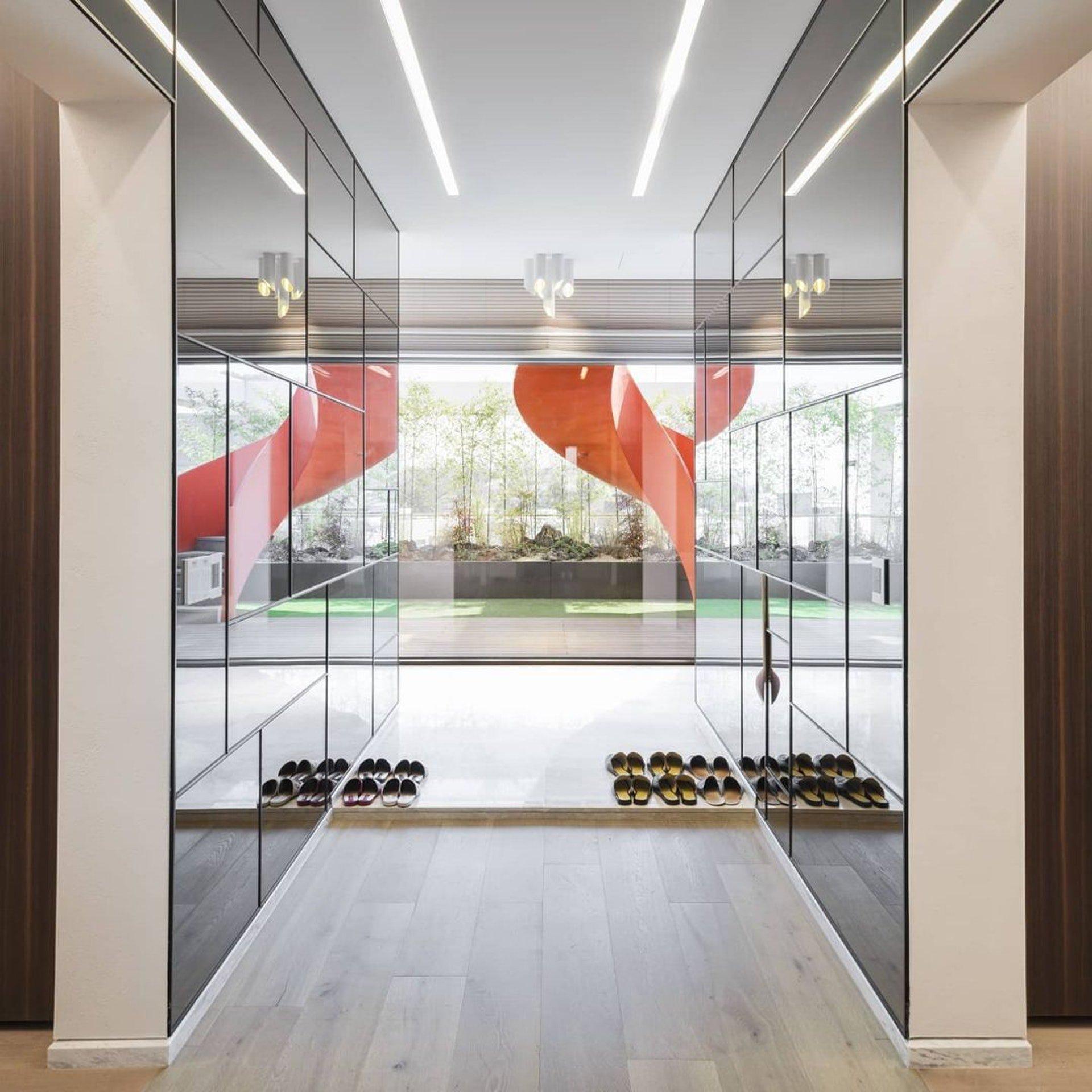 Penthouse mới giá gần 100 tỷ của Hyun Bin gây choáng ngợp vì độ sang chảnh - Ảnh 11.